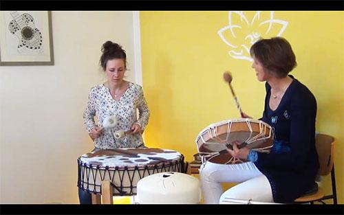 Instrumentale Reise mit Hasya Esther Gleede